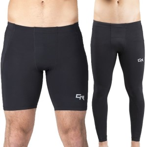 Cheeta Recovery Mens Compression Shorts & Tights Bundle